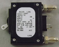 102284 CB, HYD MAG, 1P, 70A, 80VDC, SPDT