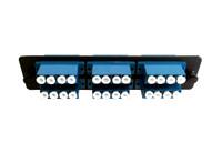 TXM FP-06P-SM-LCU-3B Black Adapter Panel 24-Point