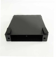 TXM FP-W-01X Wall Mount Fiber Distribution Panel 1-Adapter Panel (Equivalent to Multilink FWM-1X-SP)