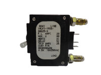 Sensata/Airpax IMLK1-1RS5-30625-6 - 100 Amp Circuit Breaker