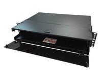 FPR-2/6X Fiber Optic Panel (2RU)