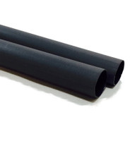 "3/8"" Adhesive Lined Heat Shrink for LMR®-240 Coax Cable - 4ft Black"