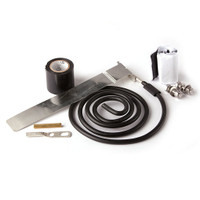 GKU-1/2-2-1/4 Universal Tinned Ground Kit