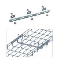 STRENGTHENING BAR KIT, ZINC