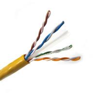 CAT6 UTP CMR Stranded Ethernet Cable 4PR 1000' Box