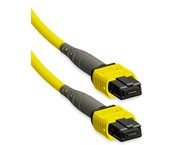 MPO/MTP Singlemode Elite Female BIF Fiber Optic Cable 12 Strand 3M
