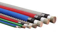TELCO FLEX KS24194 L3 CLASS B CTN BRAIDED CABLE - Custom Cable Assemblies - Various Colors and Sizes Available