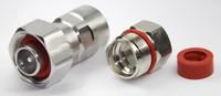"""Copy of 4.1/9.5 Mini-DIN Male Connector for 1/4"""" Super Flex Cable - FSJ1-50A"""