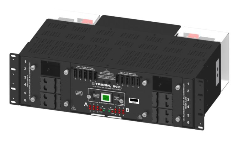 Versatile fuse breaker panel versa slots
