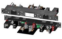 "9076101501 BREAKER PANEL 2/2 VERSA-SLOTS, OV, 19"" WIDE 1RU, -/+24-48V DC (New in the Box)"