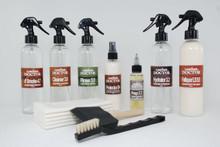 Kit-Ap3.so - Auto Pigmented/Perforated Leather Smoke Deodorizer Kit