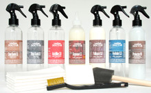 Kit-S5.dr - Suede Degreaser Kit
