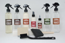 Kit-N3.bo -Nubuck Body Odor Deodorizer Kit