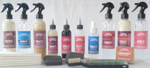 Kit-Aw7.cl : Aniline Wax Pull-up Leather Dye Refinishing Kit