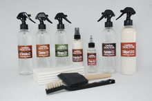 Kit-A3.so : Aniline Leather - Smoke-Odor Deodorizer Kit