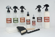 Kit-V5.so : Vachetta Leather - Smoke Deodorizer Kit