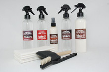 Kit-V5.ps :  Vachetta Leather - Protein Stain Remover Kit