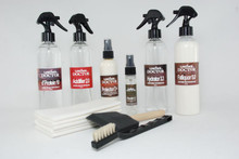 Kit-V5.bs :  Vachetta Leather - Blood Stain Remover Kit
