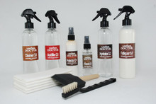 Kit-V5.ns :  Vachetta Leather - Tannin Remover Kit