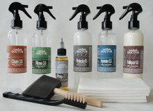 Kit-P3 - Pigmented Leather Care Kit