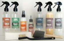 Kit-Af3 - Auto Perforated Leather Care Kit