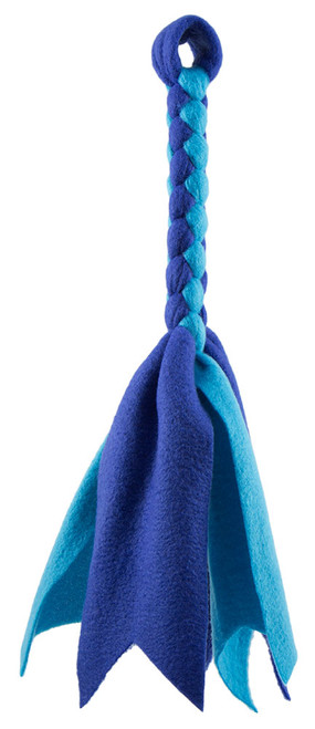 Blue/Aqua Fleece Lure for Flirt Pole V2