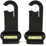 A Pair of Seat Belt Safety Clip