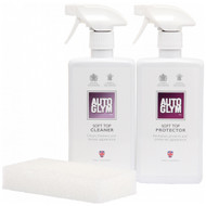Convertible Soft Top Clean & Protect Complete Kit - 2x 500 ml