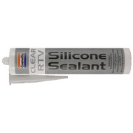 RTV Silicone Sealant Clear - 310 ml Mastic tube