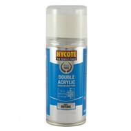 Hycote Mercedes Benz Arctic White Acrylic Spray Paint - 150 ml