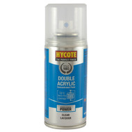 Hycote Clear Lacquer Acrylic Spray Paint - 150 ml