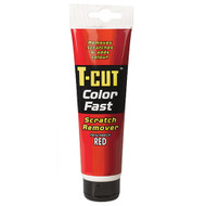 T-Cut Red  Colour Fast Scratch Remover - 150 g