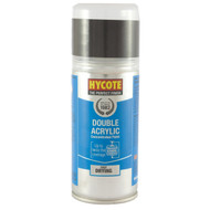 Hycote Vauxhall Moonland Grey (Met) Acrylic Spray Paint - 150 ml