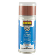 Hycote Ford Aztec Bronze (Met) Acrylic Spray Paint - 150 ml