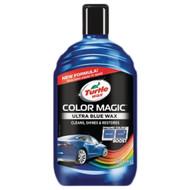 Color Magic A Colour Enriched Wax Polish - Ultra Blue - 500 ml