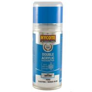 Hycote Vauxhall Arden Blue (Pearl) Acrylic Spray Paint - 150 ml