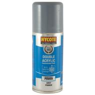Hycote Grey Primer Acrylic Spray Paint - 150 ml