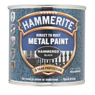 Black Hammerite, Hammered Finish  - 250 ml