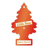 2D Magic Tree Air Freshener - Spice Market