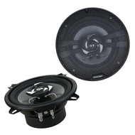 A Pair of Car Speakers 2 way 165 Watts - 5 ¼ Inch Diameter