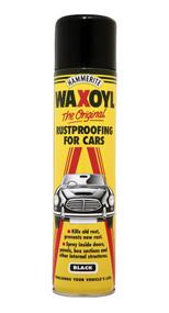 Black Waxoyl Rustproofing - 400 ml
