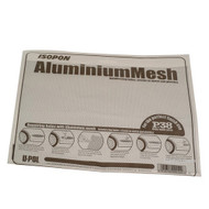 Aluminium Mesh Suitable For Use With Body Filling - 25 cm X 20 cm