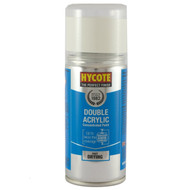 Hycote Audi Ibis White Acrylic Spray Paint - 150 ml