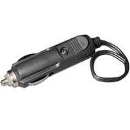 Pre Wired Fused Cigar Lighter Plug Aux - 12 Volt