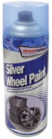 Silver Alloy Wheel Paint - 400 ml