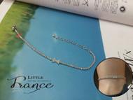 Shinny Bow Tie Bracelet