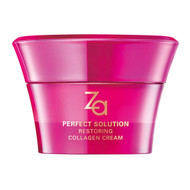 Shiseido Za Perfect Solution Restoring Collagen Cream 40g