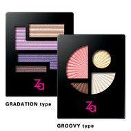 Shiseido Za Impact Full Eyes Gradation Eye Shadow Palette 3g