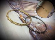 Bamboo Shape Bracelet