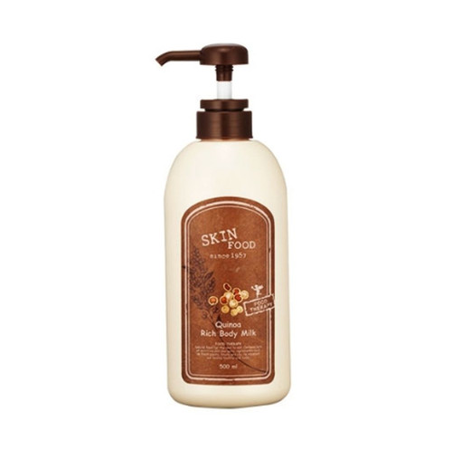 SKINFOOD Quinoa Rich Body Milk 500ml